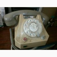 Телефон ретро випуск Німеччина (НДР) 60-х років минулого століття