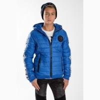 Reporter Young куртка демисезонная с капюшоном Blue