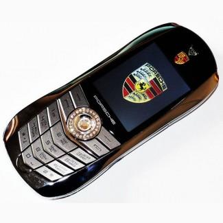 Мобильный телефон VERTU Porsche 911 - 2Sim, Bluetooth, метал.корпус