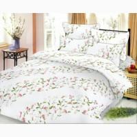 Комплект постельного белья бязь набивная двухспальный