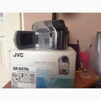 Відеокамера JVC-CR-273E