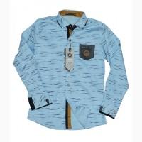 Стильные рубашки BlueLand для мальчиков, Турция, рост 134-164 см, цвета разные