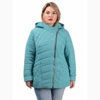 Демисезонные куртки Тина, размеры 50 -56, восемь цветов