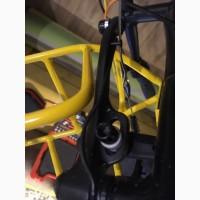 Велобагажник. Багажник для велосипеда на переднюю Вилку