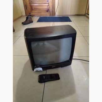 Телевизор Акай с диагональю 37 см