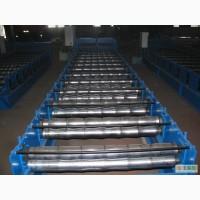 Линия по производству металлочерепицы Китай б/у