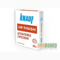 Шпатлёвка knauf hp-finish 25 кг.