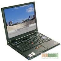 Ноутбук IBM ThinkPad R52 с новой батареей