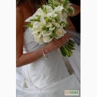 Свадьба,оформление свадебного зала Киев, прокат арки,букет невесты, стол молодых, флорист