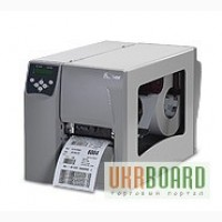 Zebra S4M принтер этикеток штрихкодов промышленный (термо / термотрансферный)