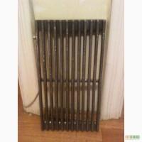 Чугунная гриль-решетка для барбекю и мангалов. 36.5 см. х 20 см