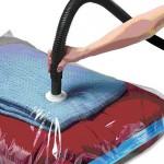 Зручні вакуумні пакети Space Bag Спейс Бег, 7 шт.
