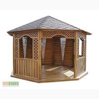Изготовление и монтаж деревянных конструкций