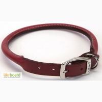 Ошейник для собак Coastal Circle-T круглый кожаный ошейник для собак 1, 6смХ50см