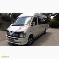 Транспортное обслуживание свадеб, аренда микроавтобусов на свадьбу