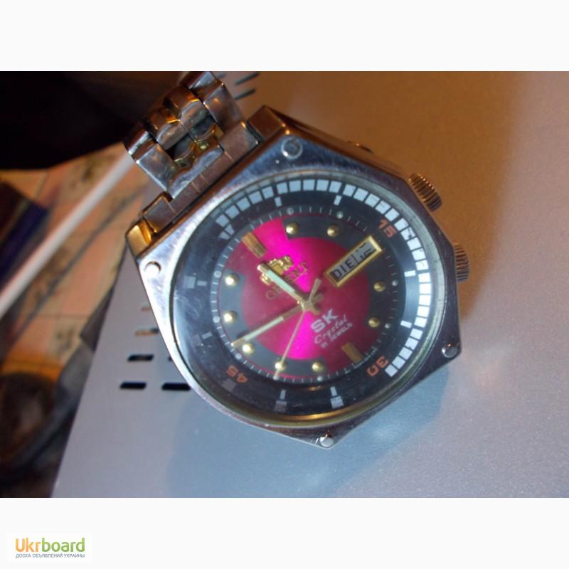 Продам купить механические часы Orient SK, Япония, оригинал! Дешево ... bc87ef2e233
