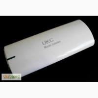 Power Bank (внешний аккумулятор) 20000 мА ч UKC с выходами USBх2, led фонарем