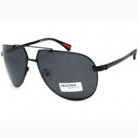 Поляризационные очки Matrix Classic Aviator (антибликовые очки, очки с поляризацией)