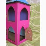 Разборной кукольный домик в стиле Монстр Хай