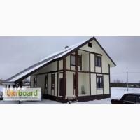 Строительство каркасных сип домов по канадской технологии
