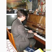 Музичні послуги-репетиторські, композиторські та інші