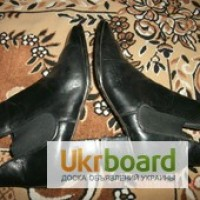 Ботинки и сапоги разние