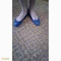 Итальянские балетки 40 размер