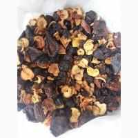 Сухофрукти( компотна суміш), або окремо сушене яблуко та груша