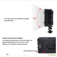 Накамерный свет світло Mcoplus LED 130 Canon Nikon Sony
