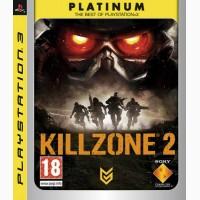 Killzone 2 PS3 диск, на русском