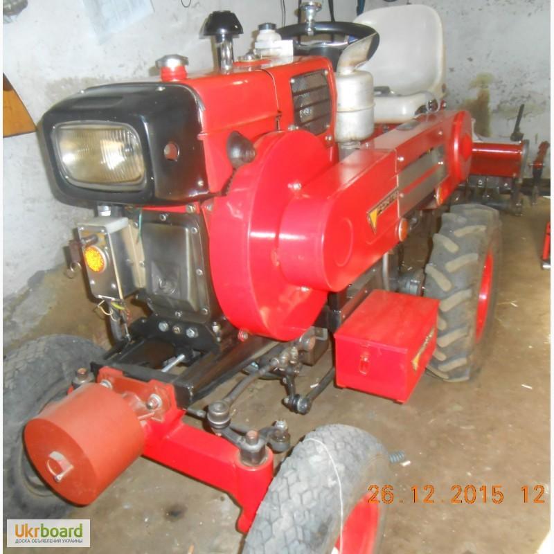 Фреза для трактора ЮМЗ, МТЗ - Wirax 2,10 м: продажа, цена.