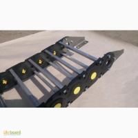 Кабельканал-кабелеукладчик, рабочие размеры 120х25, внешние - 140х35