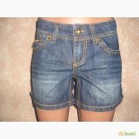 Стильні джинсові шорти Takko Німеччина W 26 наш 40-42р-р