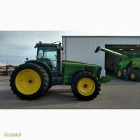 Трактор Джон Дир JOHN DEERE 8520 б/у 7373 м.ч. американец продам