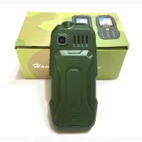 Мобильного противоударный телефона 2-СИМ Громкий звук Фонарик Заряд батареи на неделю
