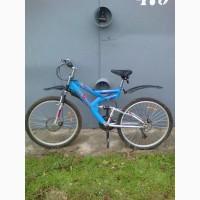 Продам горный двухподвесный велосипед Genesis