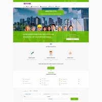Продам готовый бизнес сайт городской биржи услуг Master City