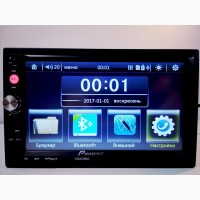 Автомагнитола Pioneer 7020 2Din 7#039;Экран USB+Bluetoth (возможен ОПТ)