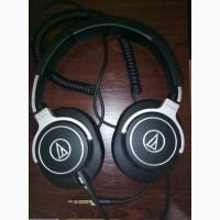 Продам мониторные наушники Audio Technica ATH-M70x