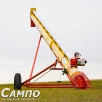 Мобильный шнековый транспортер WESTFIELD WR100-41, 130 т/ч (Канада)