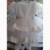 Детское нарядное новогоднее платье, возраст полтора- три года