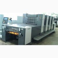 Офсетная печатная машина Shinohara 75-4 2D (четыре краски) БУ
