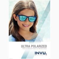 Поляризационные очки INVU Kids Collection (очки Инвью детская коллекция)