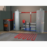 Установим системы отопления и вентиляции под ключ