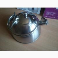 Индукционный чайник 3 литра со свистком, новый екологичний та стильний подарунок