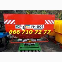 Разбрасыватель минеральных удобрений МВУ-500, МВУ-1000 кг