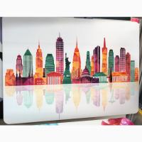Чехол Город City New York для макбук macbook air/pro 13, 3#039;#039; 2008-2020 A1706/A1708 A2159