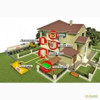 Разрешение, проекты, подключения, подведения газа