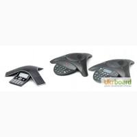 Конференц-телефоны и спикерфоны для аудиоконференций, skype, ip-телефонии