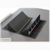 Блок розеток в стол Magnat Box Duo 4x220В + 4x220В